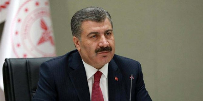 Bakan Fahrettin Koca'dan Konyaspor'a tebrik