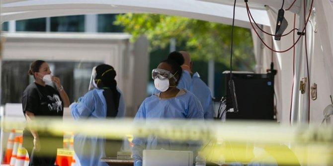 ABD'de Kovid-19 salgınında son 24 saatte ölenlerin sayısı yeniden binin üzerinde