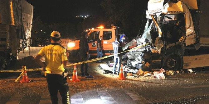 Samsun'da trafik kazasında 1 kişi öldü