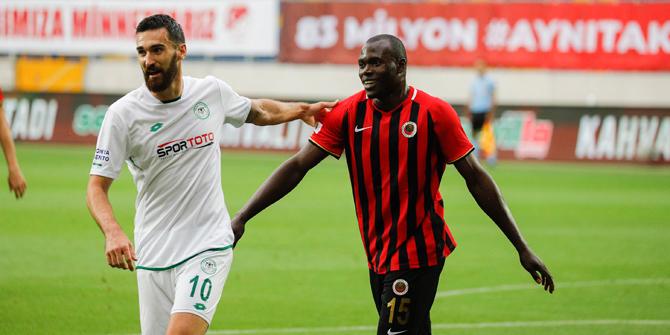 Bajic oynamadı, Konyaspor kazandı!