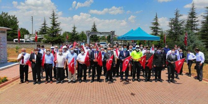 Konya'nın ilçelerinde 15 Temmuz Demokrasi ve Milli Birlik Günü etkinlikleri