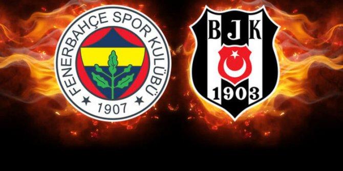 Beşiktaş - Fenerbahçe derbisinin iddaa oranları belli oldu!