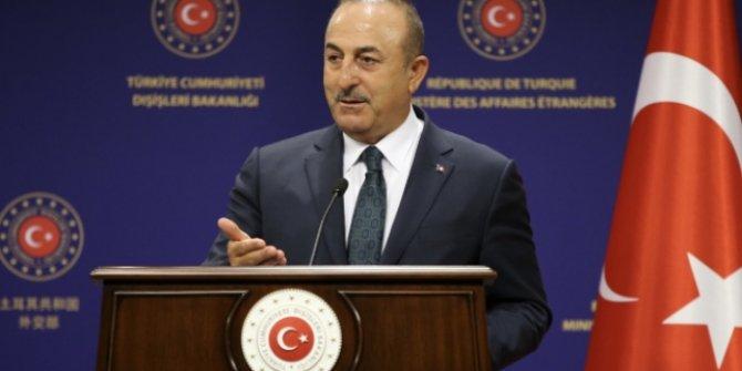 Çavuşoğlu'ndan uluslararası topluma FETÖ çağrısı: Bu tehdidi ciddiye alın