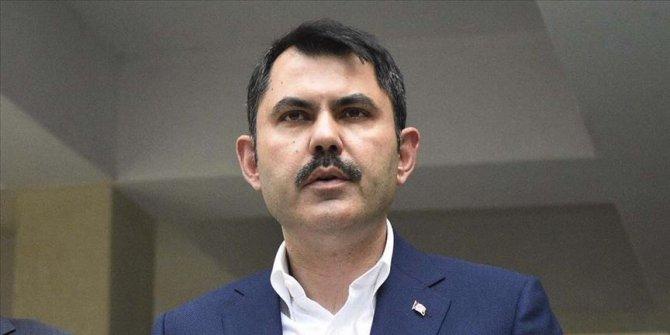 Çevre ve Şehircilik Bakanı Murat Kurum, Konya'da