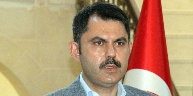 Bakan Kurum'un Konya programı belli oldu