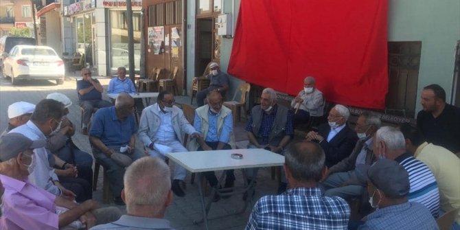 Başkan Bayındır av tüfeği üretim merkezi mahalleleri ziyaret etti