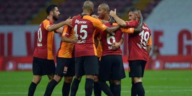 Galatasaray Avrupa iddiasını sürdürdü