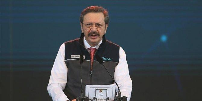 Hisarcıklıoğlu: Türkiye'nin Otomobili yeni bir meydan okumadır
