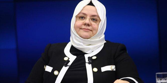 Bakan Zehra Zümrüt Selçuk: EKPSS ile 35 bin 643 engelli devlet memuru oldu