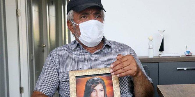 Kızı PKK'lı teröristlerce kaçırılan baba HDP'li yöneticiler hakkında suç duyurusunda bulundu