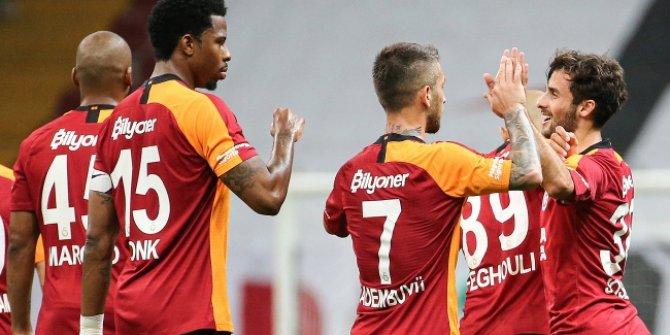 Galatasaray'da yeni sezon planlaması hızlandı