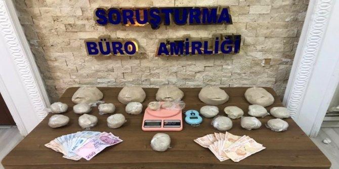 Başkent'te uyuşturucu operasyonu: 6 gözaltı