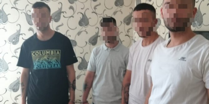Adana'da uyuşturucu satıcısı 5 kişi tutuklandı