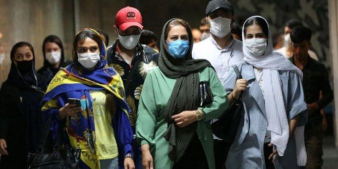 İran'da Kovid-19 kaynaklı can kaybı 14 bini geçti
