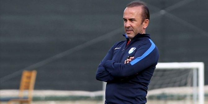'Şifo Mehmet' teknik direktörlük kariyerinde bir ilki yaşadı