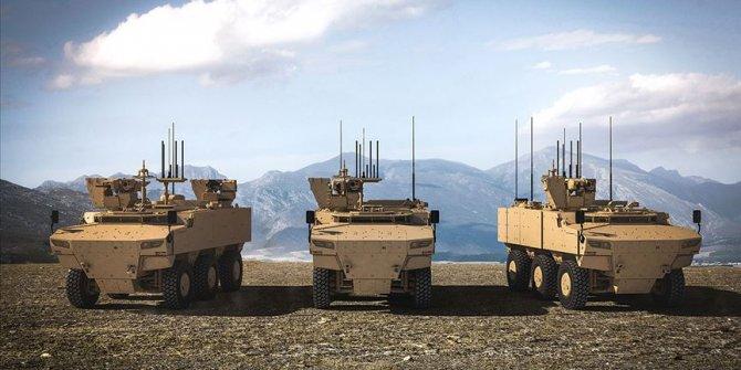 Pars 6x6 Mayına Karşı Korumalı Araç'ın ilk montajı yapıldı
