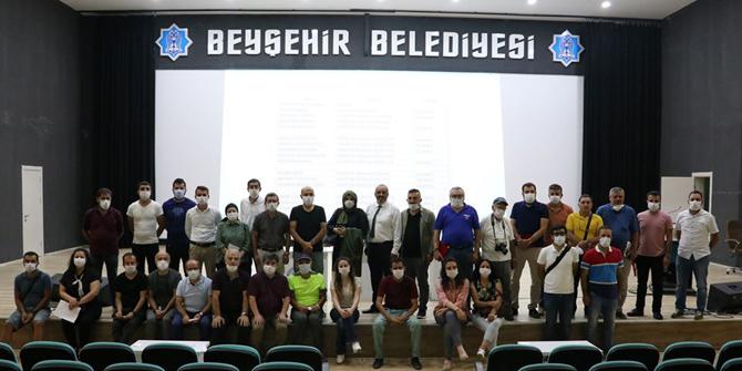 Beyşehir Kültür ve Turizm Derneği Başkanı Büyükkafalı güven tazeledi