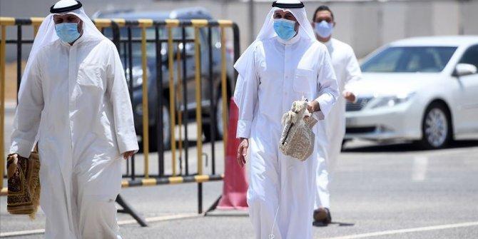 Suudi Arabistan'da Kovid-19 nedeniyle 24 saatte 39 kişi öldü