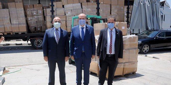 Turkey sends medical supplies to Northern Cyprus