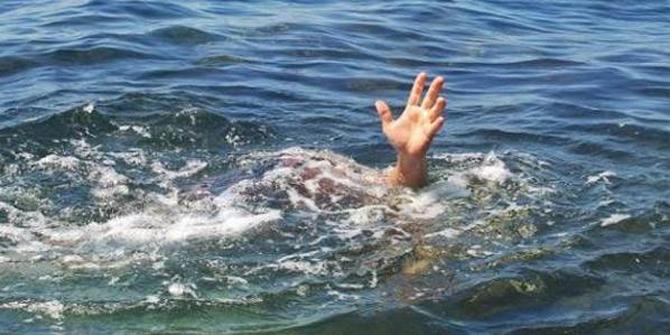 Konya'da derede boğulan kişiyi itfaiye ekipleri kurtardı