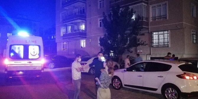 5'inci kattan düşen anne ve 10 aylık bebek hayatını kaybetti