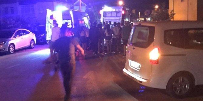 Belediyenin çöp kamyonu saklambaç oynayan çocukları ezdi