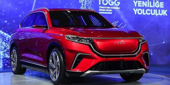 TOGG: İlk araç 2022'de banttan inecek