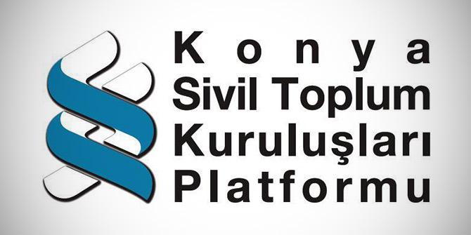 Konya Sivil Topluk Kuruluşları Platformu'ndan Azerbaycan'a destek çağrısı