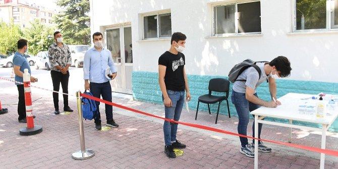 Konya Büyükşehir Belediyesi 126 itfaiye eri alıyor