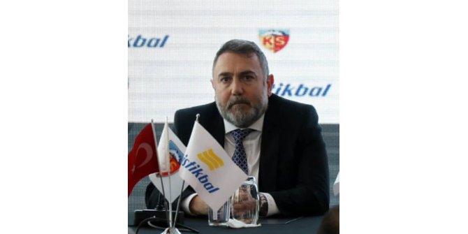 Kayserispor ana sponsorundan 'küme düşme kaldırılsın' çağrısı
