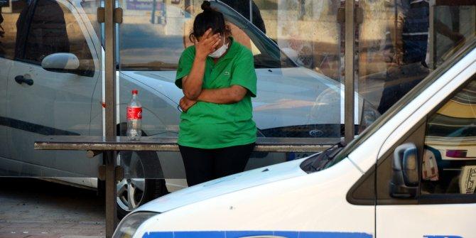 Testi pozitif çıkan genç annenin hastaneden kaçması polisi alarma geçirdi