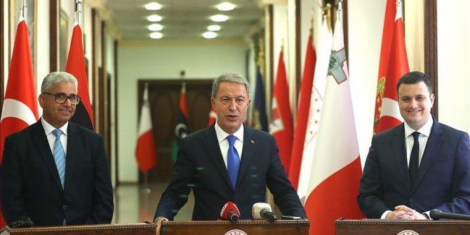 """""""Les efforts de la Turquie, de Malte et de la Libye en Méditerranée, un modèle pour le monde"""""""