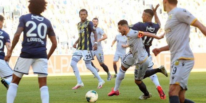 Yeni Malatyaspor'un yüzü Sergen Yalçın'dan sonra gülmedi