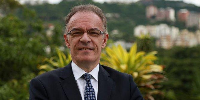 Büyükelçi, Venezuela ile sağlık alanındaki dayanışmayı anlattı