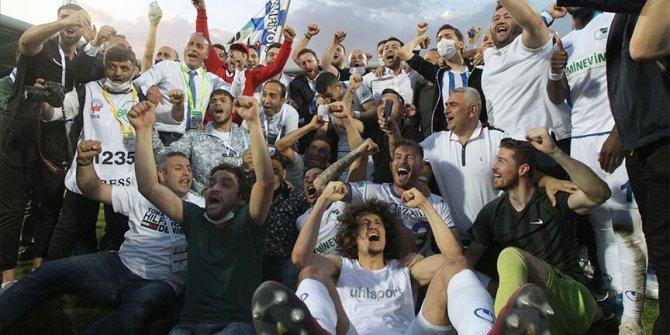 Büyükşehir Belediye Erzurumspor hem rakiplerini hem de Kovid-19'u yendi