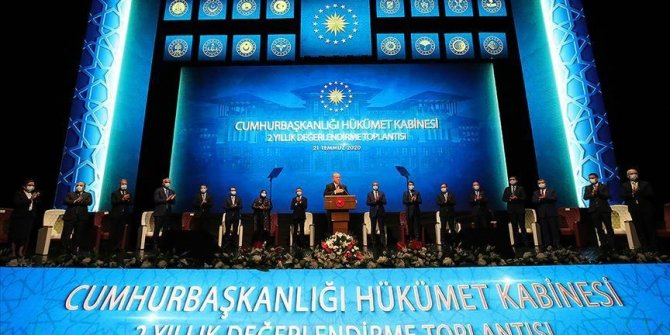 'Turkey acts more effectively with presidential system'