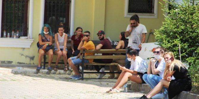 Pınar'ın ailesi cenazeyi bekliyor
