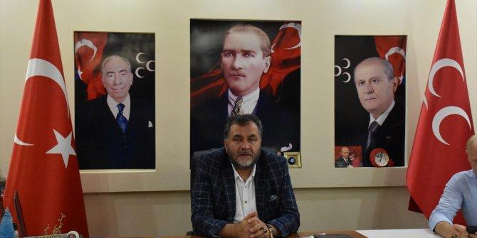 MHP Ordu İl Başkanı Köksal Yılmaz görevinden istifa etti