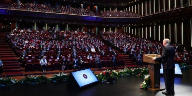 Erdoğan'ın konuşması elektronik kitap olarak hazırlandı