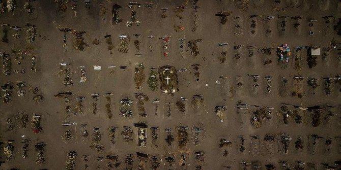 Kovid-19'dan son 24 saatte Brezilya'da 1367, Meksika'da 915, Hindistan'da 648 kişi öldü