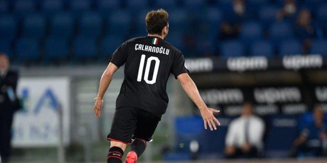 Hakan Çalhanoğlu-Zlatan İbrahimovic iş birliği, Milan'a galibiyeti getirdi