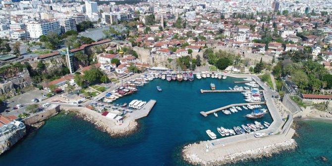 Yabancıların gözdesi Antalya
