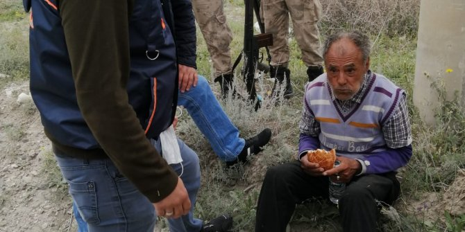 Kaybolan zihinsel engelli bulundu, ilk olarak yemek istedi