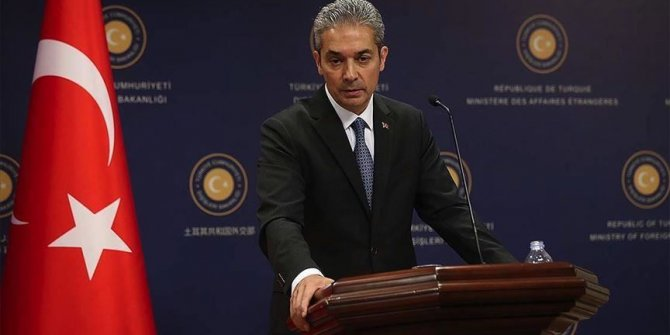 Turkey rebuffs 'illegal' Eastern Med exploration claims
