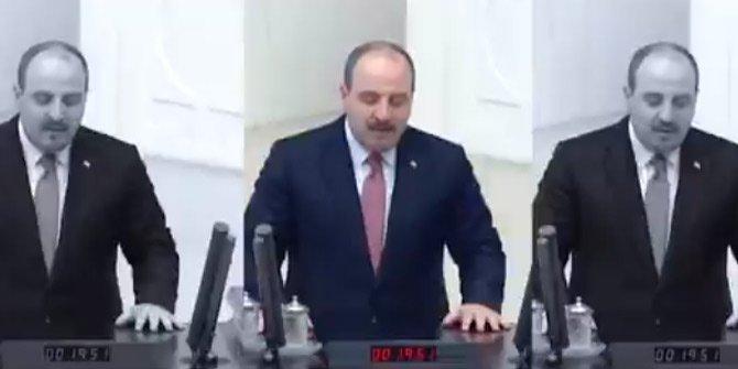 """Bakan Varank'ın """"Soluksuz 2 yıl""""ı viral oldu"""