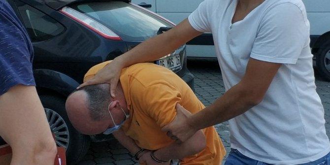 Evinde uyuşturucu ele geçen şahıs tutuklandı