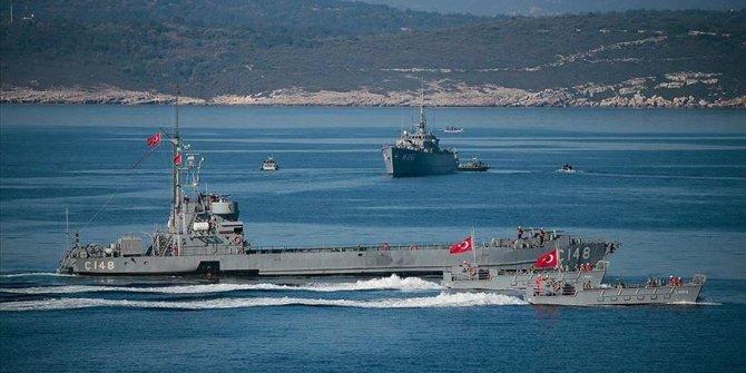 Turkey blocks Greek confinement bid in E. Mediterranean