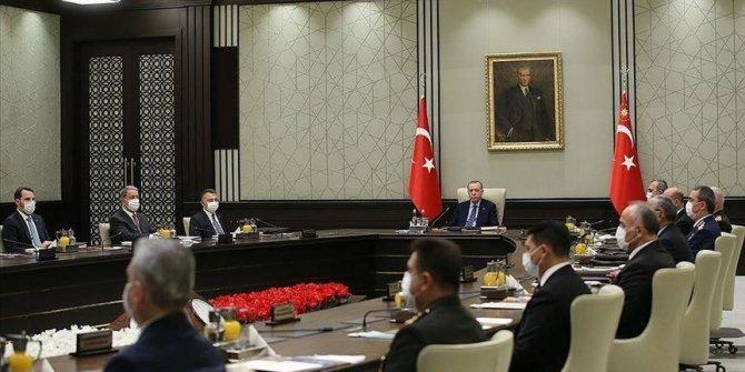 Le Conseil turc de sécurité nationale (MGK) réaffirme le soutien de la Turquie au peuple libyen face à la tyrannie