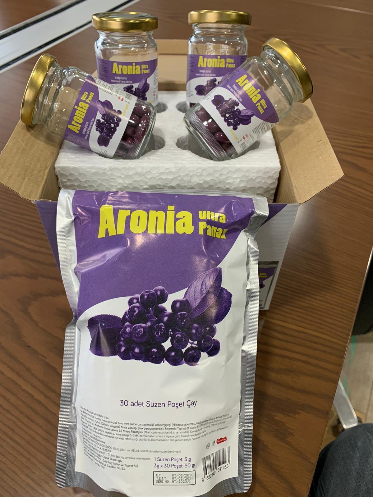 Aronia Ultra Panax Set Nasıl Satın Alınır?