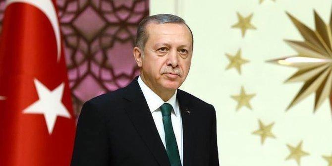 Cumhurbaşkanı Erdoğan'dan, 'Erzurum Kongresi' mesajı